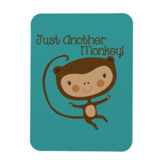Apenas otro mono iman