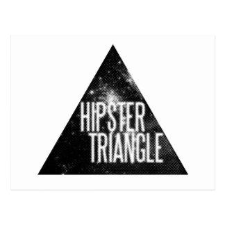 Apenas otro triángulo del inconformista tarjetas postales