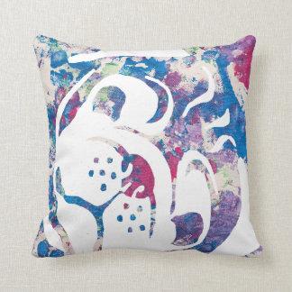 Apenas para el trabajo de arte de Gina de Baxter, Cojín Decorativo