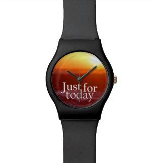 """""""Apenas para hoy """" Reloj De Mano"""