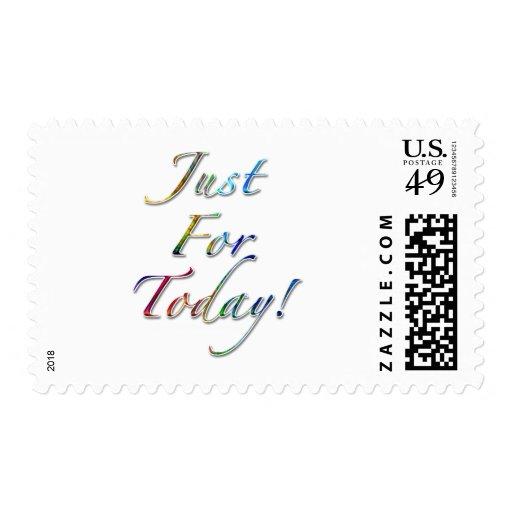 Apenas para hoy sellos