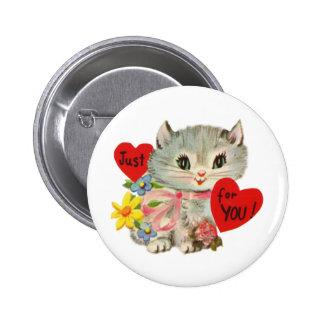 Apenas para usted gatito pins