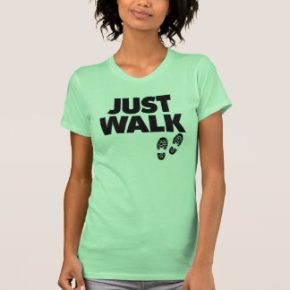 Apenas paseo camisetas