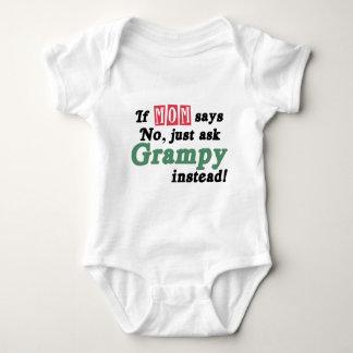 Apenas pida Grampy Camisas