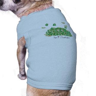 """Apenas Playin!!"" Camisetas sin mangas del perro Playera Sin Mangas Para Perro"