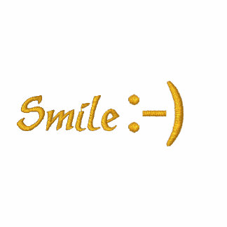 Apenas polo de la sonrisa - icono sonriente