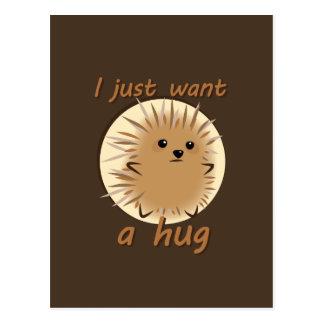 Apenas quiero un abrazo postales