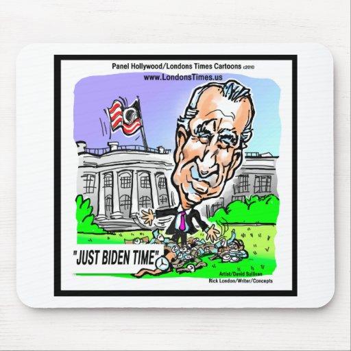 Apenas regalos políticos divertidos de las tazas d alfombrilla de raton