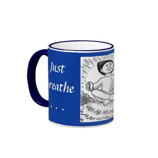 Apenas respire… la taza de café del humanista