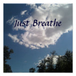 Apenas respire posters