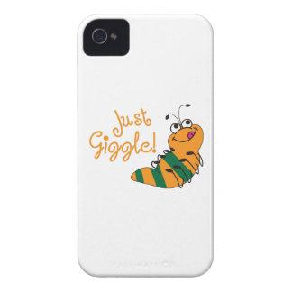 Apenas risita Case-Mate iPhone 4 protector