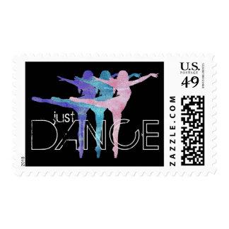 Apenas sellos de la danza