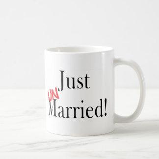 ¡Apenas soltero! Taza De Café