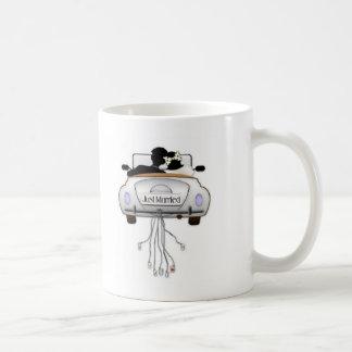Apenas taza de café casada