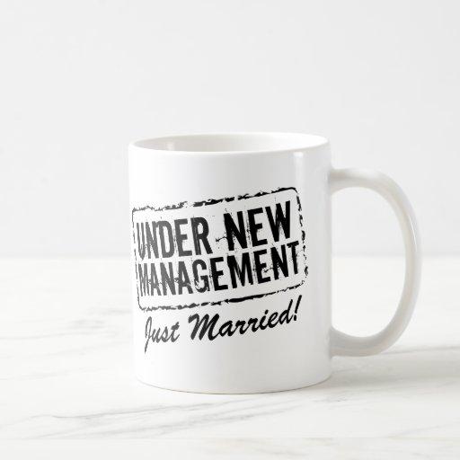 Apenas taza de café casada el | bajo nueva gestión