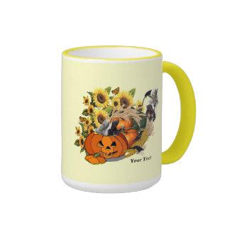 Apenas taza de café deliciosa de la cosecha de la