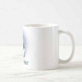 Apenas taza de café linda de Chillin