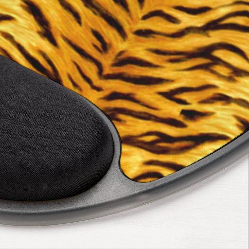 Apenas tigre alfombrilla de ratón con gel