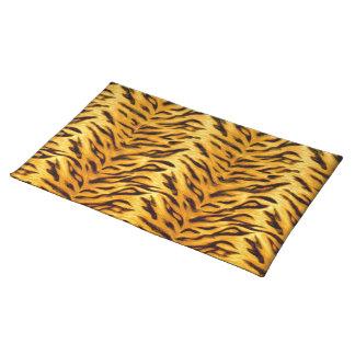 Apenas tigre mantel individual