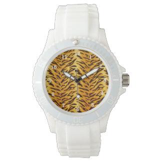 Apenas tigre reloj de mano