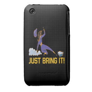 Apenas tráigalo funda bareyly there para iPhone 3 de Case-Mate