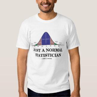 Apenas un estadístico normal (humor del Stats) Poleras