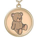 Apenas un oso de peluche grimpola personalizada