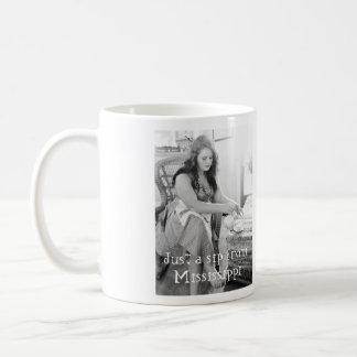 Apenas un sorbo de la taza de café de Mississippi