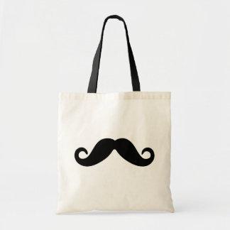 apenas una bolsa de asas del bigote