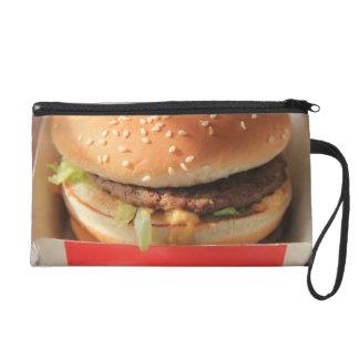 Apenas una hamburguesa clásica