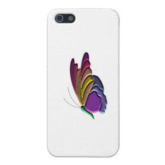 Apenas una mariposa iPhone 5 protector