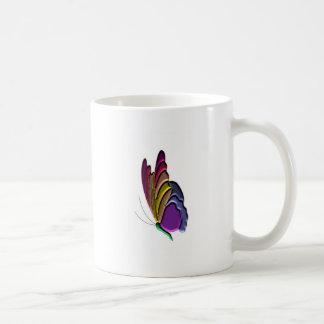 Apenas una mariposa taza
