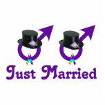 Apenas varón gay formal casado escultura fotografica