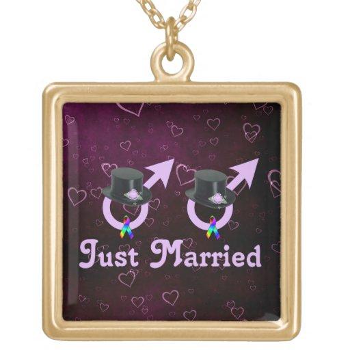 Apenas varón gay formal casado joyerías