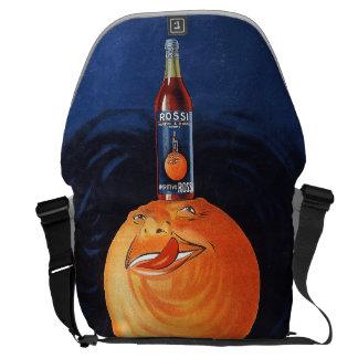 Aperitivo Rossi Courier Bag