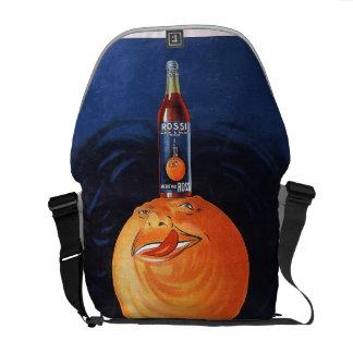 Aperitivo Rossi Messenger Bag