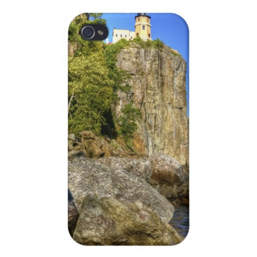Apertura para partir la roca iPhone 4/4S carcasas