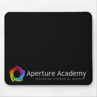 Aperture Academy Mouse Pad