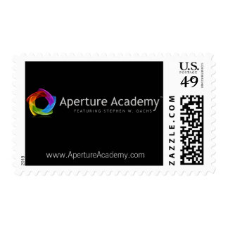 Aperture Academy Postage Stamps