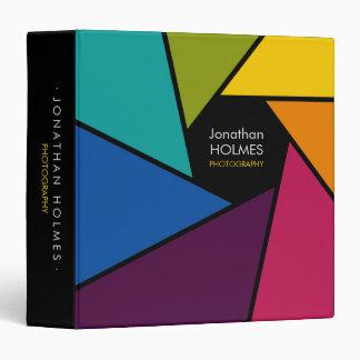 Aperture Colors Photography binder