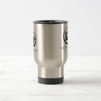 Aperture Photography Stainless Steel Travel Mug