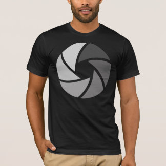 Aperture Photography T Shirt