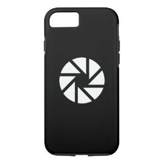 Aperture Pictogram iPhone 7 Case