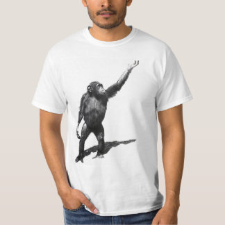 Apes will rule the world one day. T-Shirt