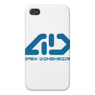 Apex Dimension iPhone 4 case