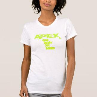 APEX, drop     beats   not          bombs T-Shirt