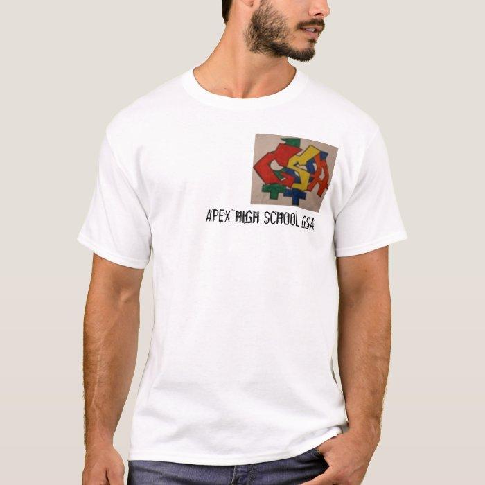 APEX HIGH SCHOOL GSA 1 T-Shirt