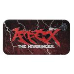 APEX iPhone 4 case red