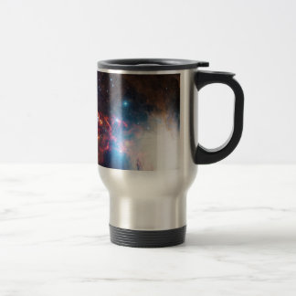 APEX View of a Star Formation in the Orion Nebula Travel Mug