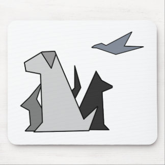 APG Alternate Logo - No Text Mouse Pad